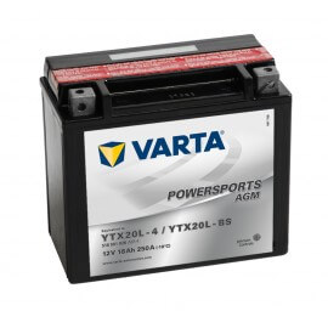 BATERIE MOTO VARTA POWERSPORTS AGM 18Ah 518 901 026