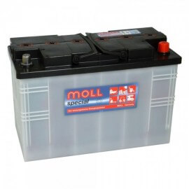 BATERIE PROFESIONALA MOLL SPECIAL CLASSIC 120Ah 88 120