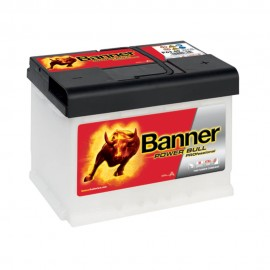 BATERII AUTO BANNER POWER BULL PROFESSIONAL PRO 63Ah P6340