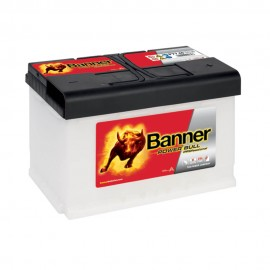 BATERII AUTO BANNER POWER BULL PROFESSIONAL PRO 77Ah P7740