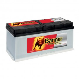 BATERII AUTO BANNER POWER BULL PROFESSIONAL PRO 100Ah P10040