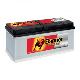 BATERII AUTO BANNER POWER BULL PROFESSIONAL PRO 110Ah P11040